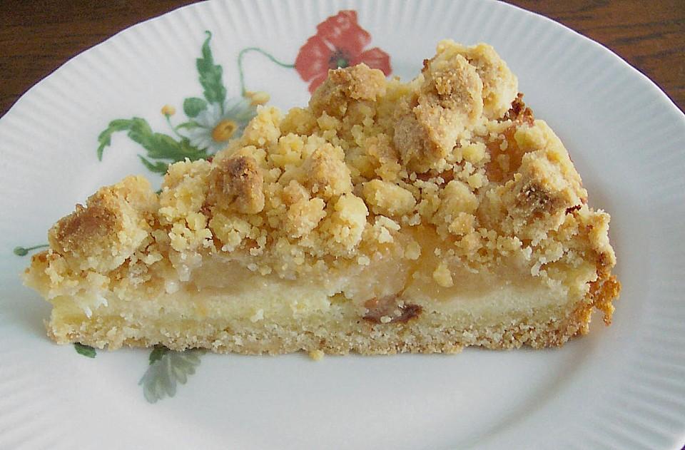 Apfel Streuselkuchen Von Teufelchen007 Chefkoch De
