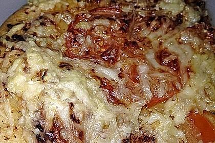 Pizza al pesto rosso 26