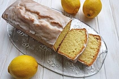 Rührkuchen - Palette (Zitronen-Cake)