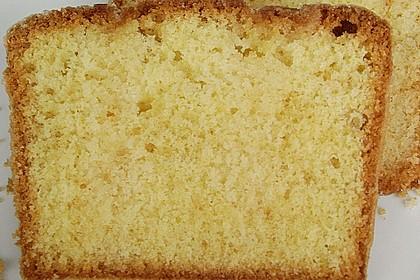 Rührkuchen - Palette (Zitronen-Cake) 10