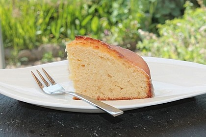 Rührkuchen - Palette (Zitronen-Cake) 11