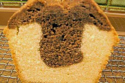 Rührkuchen - Palette (Marmorkuchen) 18