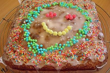 Rührkuchen - Palette (Marmorkuchen) 16