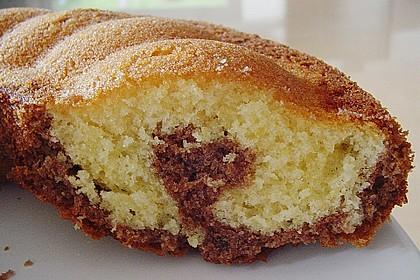 Rührkuchen - Palette (Marmorkuchen) 22