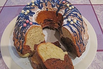Rührkuchen - Palette (Marmorkuchen) 2