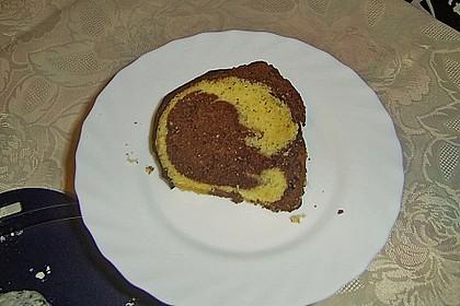 Rührkuchen - Palette (Marmorkuchen) 6