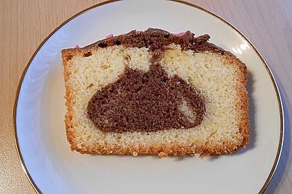 Rührkuchen - Palette (Marmorkuchen) 3