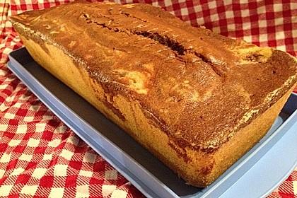 Rührkuchen - Palette (Marmorkuchen) 9