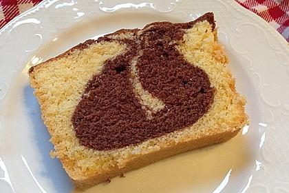 Rührkuchen - Palette (Marmorkuchen) 8