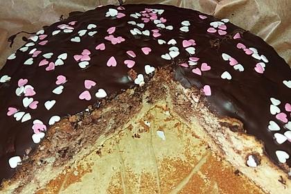 Rührkuchen - Palette (Marmorkuchen)