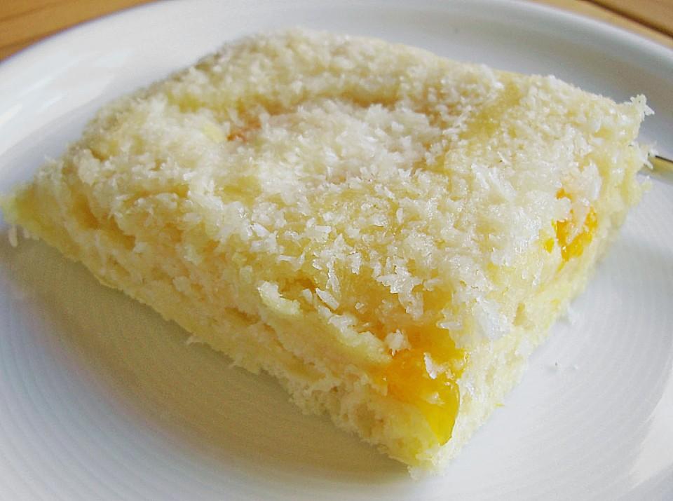 Buttermilch Kokos Kuchen Von Gisilein Chefkoch De