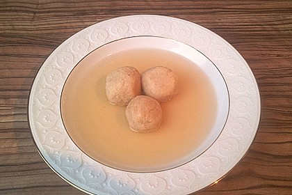 Bröselknödel Suppe 20
