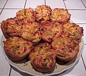 Pikante Muffins (Bild)