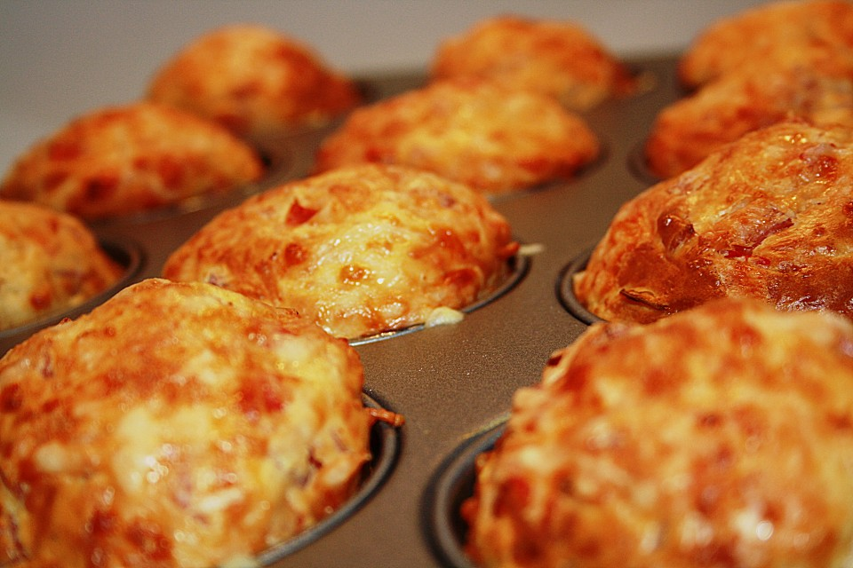 Mini muffin rezepte pikant