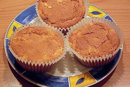 Apfel - Zimt - Muffins 2