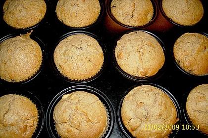 Apfel - Zimt - Muffins 1