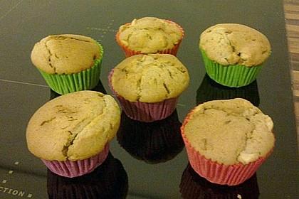 Apfel - Zimt - Muffins 3