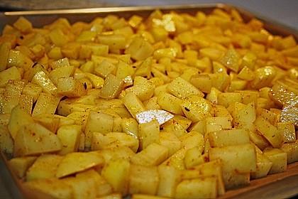 Backofenkartoffeln 11