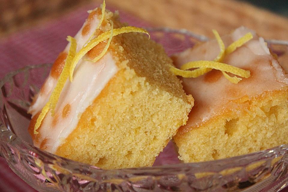 Zitronenkuchen Von Strawberryshortcake Chefkoch De