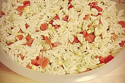 Leichter Nudelsalat 9