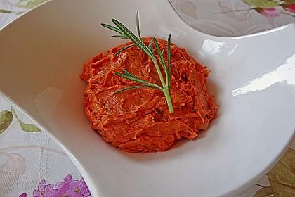 Tomatenbutter, Blitzrezept 1