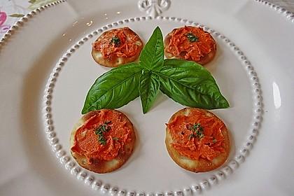 Tomatenbutter, Blitzrezept