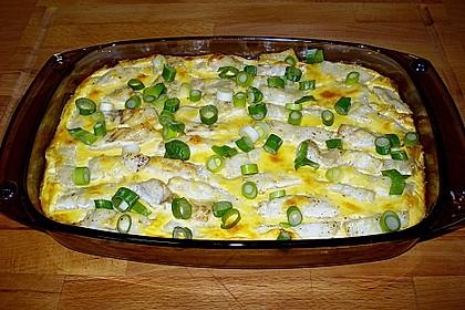Sauerkraut - Fisch - Auflauf 1