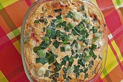 Sauerkraut - Fisch - Auflauf