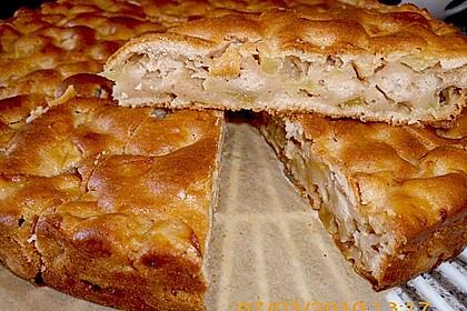 Türkischer Apfelkuchen 4