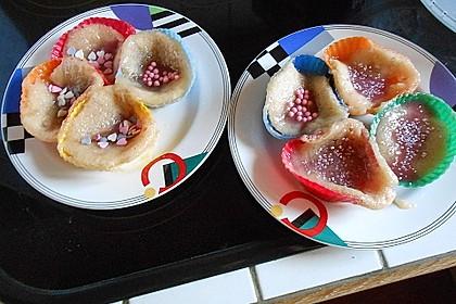 Muffins aus der Mikrowelle 1