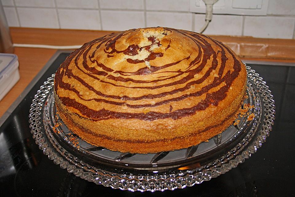 Zebrakuchen Von Schnittchen70 Chefkoch De