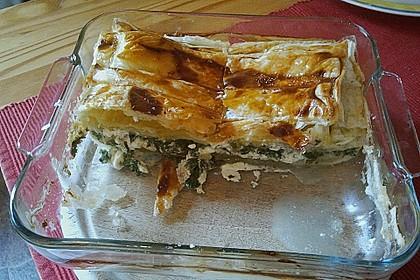 Griechische Pita ganz simpel 1