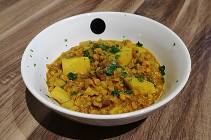 Rote - Linsen - Curry 14