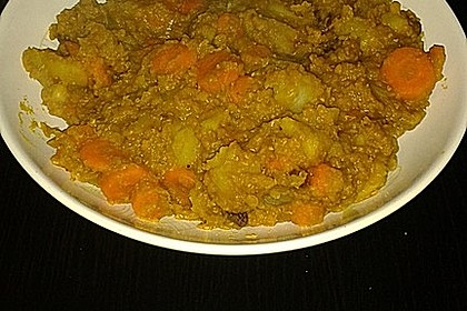 Rote - Linsen - Curry 19