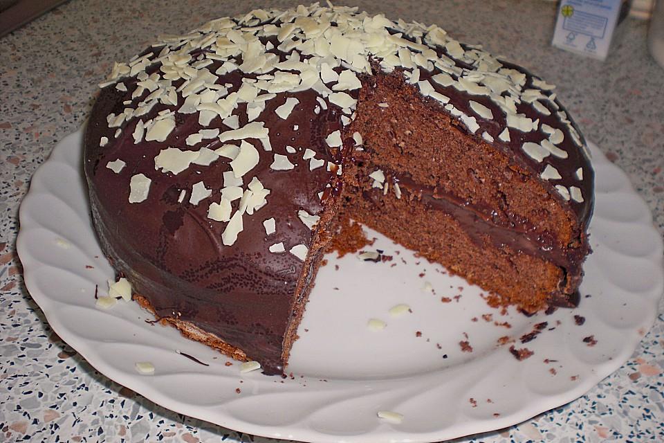 Nutella Kakao Kuchen Von Mima53 Chefkoch De