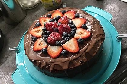 Nutella / Kakao – Kuchen 2