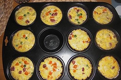 Tortilla - Muffins (Bild)