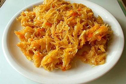 Weltbestes Sauerkraut (Bild)