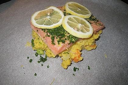 Lachs-Couscouspäckchen 100