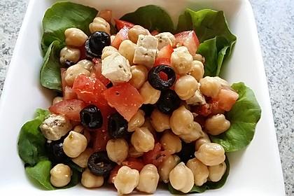 Kichererbsen-Oliven-Salat 5