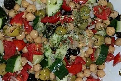 Kichererbsen-Oliven-Salat 18