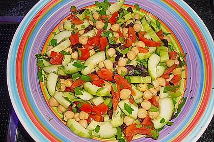 Kichererbsen-Oliven-Salat 17
