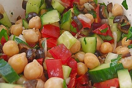 Kichererbsen-Oliven-Salat 6