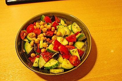 Kichererbsen-Oliven-Salat 15