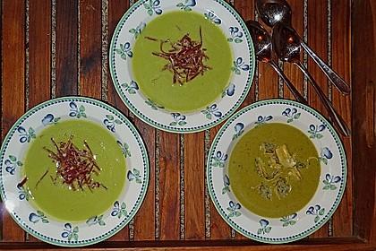 Avocado - Sherry - Suppe