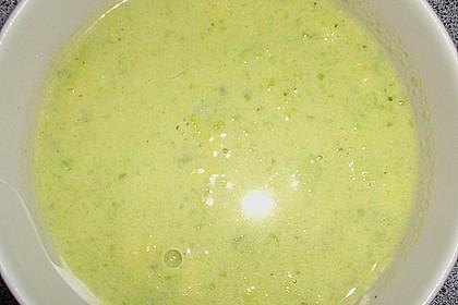 Avocado - Sherry - Suppe 2