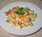 Pikantes Reisfleisch (Bild)