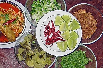 Currynudeln mit Hähnchenfleisch 2
