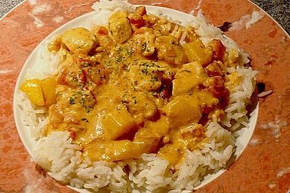 Chicken - Mango - Curry 18