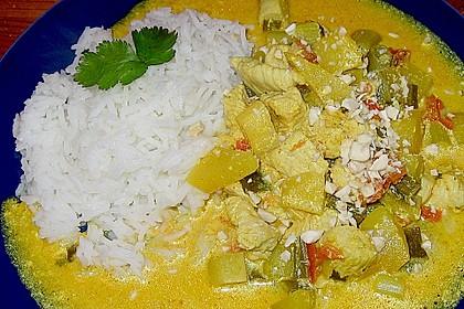 Chicken - Mango - Curry 12